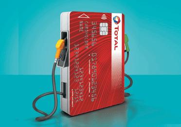 Cartes carburants Total