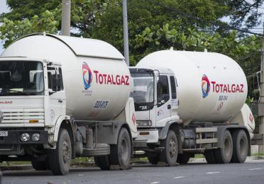 TotalGaz Camions